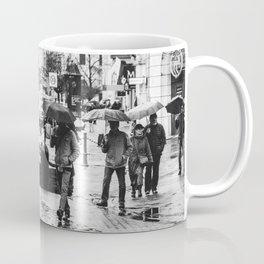 In a hurry Coffee Mug