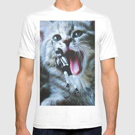 AC/DC/CAT T-shirt