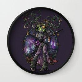 Kissiaen Priestess Wall Clock