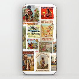 reduce reuse recycle iPhone Skin