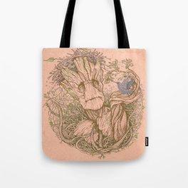 Groot Fan Art Tote Bag