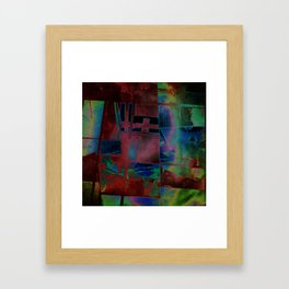 Introversion Framed Art Print