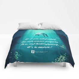 Abduction Comforters