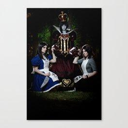 Alice - Madness Returns Canvas Print