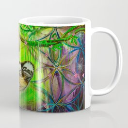 Lily Sloths Coffee Mug