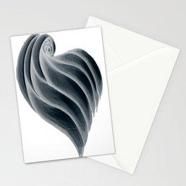 love 3.0 negative no back Stationery Cards