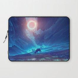Stellar collision Laptop Sleeve