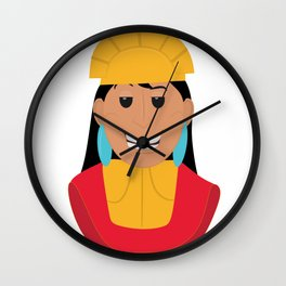 the follies of the emperor very particular Wall Clock