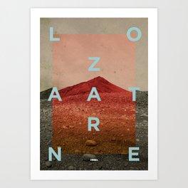 Lanzarote1 Art Print