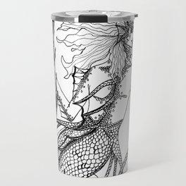 Hello Mermaide Travel Mug