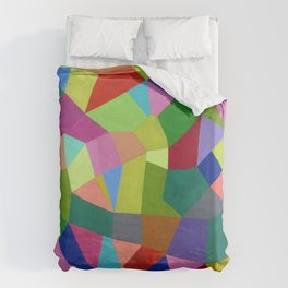 Polygonal Duvet Cover