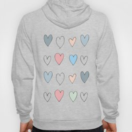 The hearts Hoody