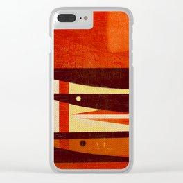 Needlefish Clear iPhone Case