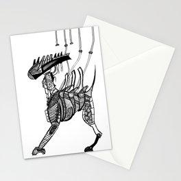 Creature mecanique V1.2 Stationery Cards