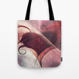 Limited Observations of a Volatile Enigma Tote Bag