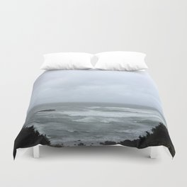 Crooked Lookout Duvet Cover