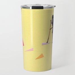 Swept Away Travel Mug