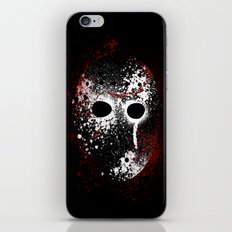 Happy Friday the 13th iPhone & iPod Skin