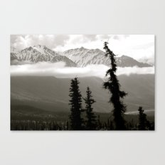 The Last Frontier Canvas Print