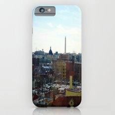Washington DC Rooftops Slim Case iPhone 6s
