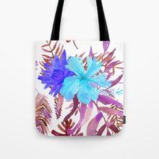 Floral Paradise II Tote Bag
