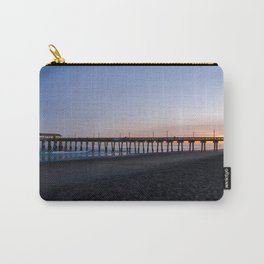 Sunset at the Tybee Island Pavillion Carry-All Pouch