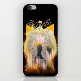 Judgement Tarot iPhone Skin