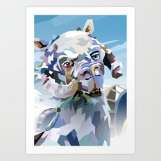 SW#40 Art Print