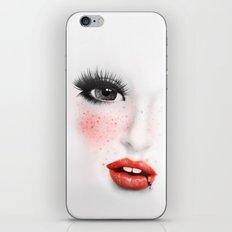 KissMe iPhone & iPod Skin