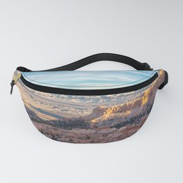 Bryce Canyon with Moon Fanny Pack