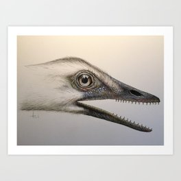 Archaeopteryx lithographica Art Print