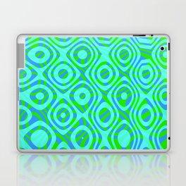 Mixed Polyps Green - Coral Reef Series 037 Laptop & iPad Skin