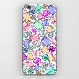 Jeweled iPhone Skin