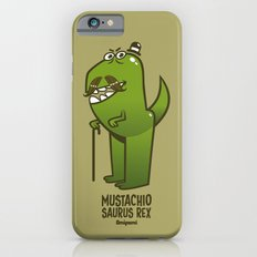Mustachio Saurus Rex Slim Case iPhone 6s