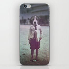Beagle Boy iPhone Skin
