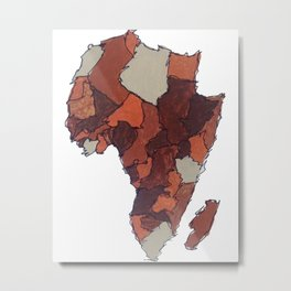 Motherland Metal Print