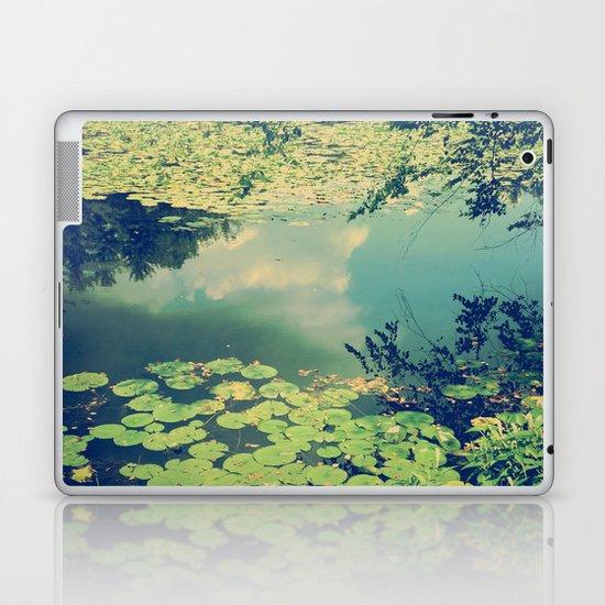 Lily Pad Pond Laptop & iPad Skin