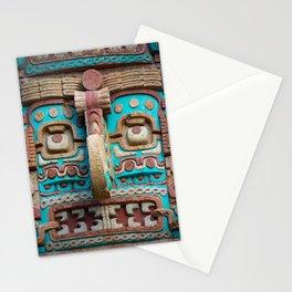 Mayan Rain God Stationery Cards