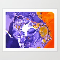 THE WRETCHED Art Print