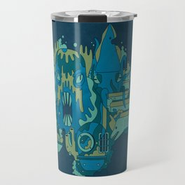 Deep Blue Sea Travel Mug