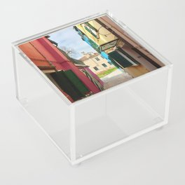 Been There, Shot That (Pt. 7 – Burano, Italy) Acrylic Box