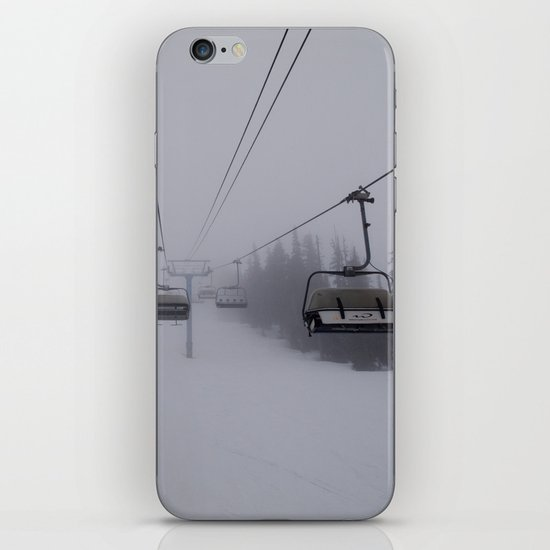 Into the unknown iPhone & iPod Skin