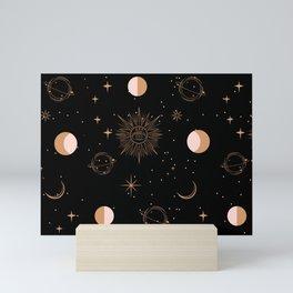 Moons For Mystics Mini Art Print