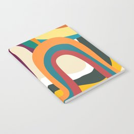 Groovy rainbow of doom Notebook