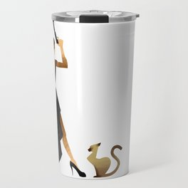 Cat Burglar Travel Mug