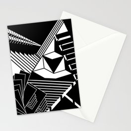 playing with angles Stationery Cards