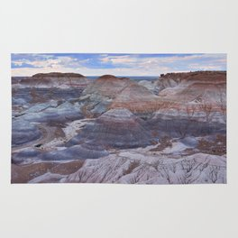Nature Painted Desert Rug