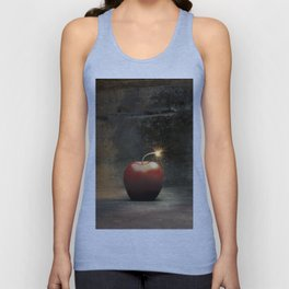 Apple bomb Unisex Tank Top
