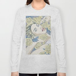 beauty in simple things Long Sleeve T-shirt