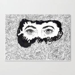 Mesmerized Canvas Print
